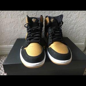 New Nike Air Jordan retro 1 High Melo size 9.5